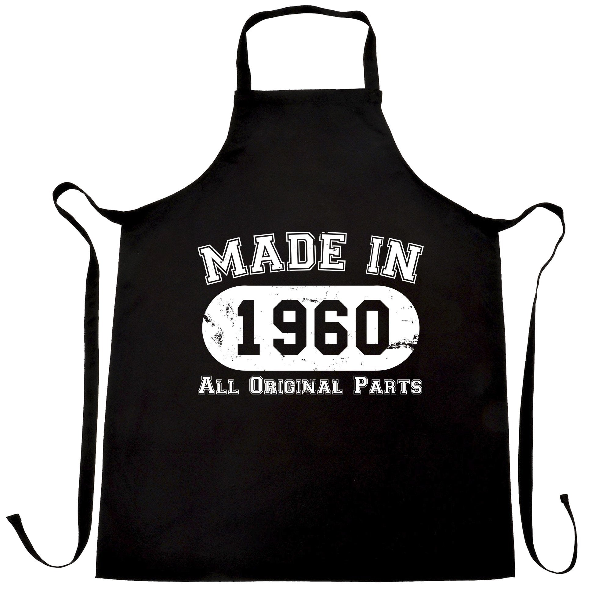 Made in 1960 All Original Parts Apron [Distressed]