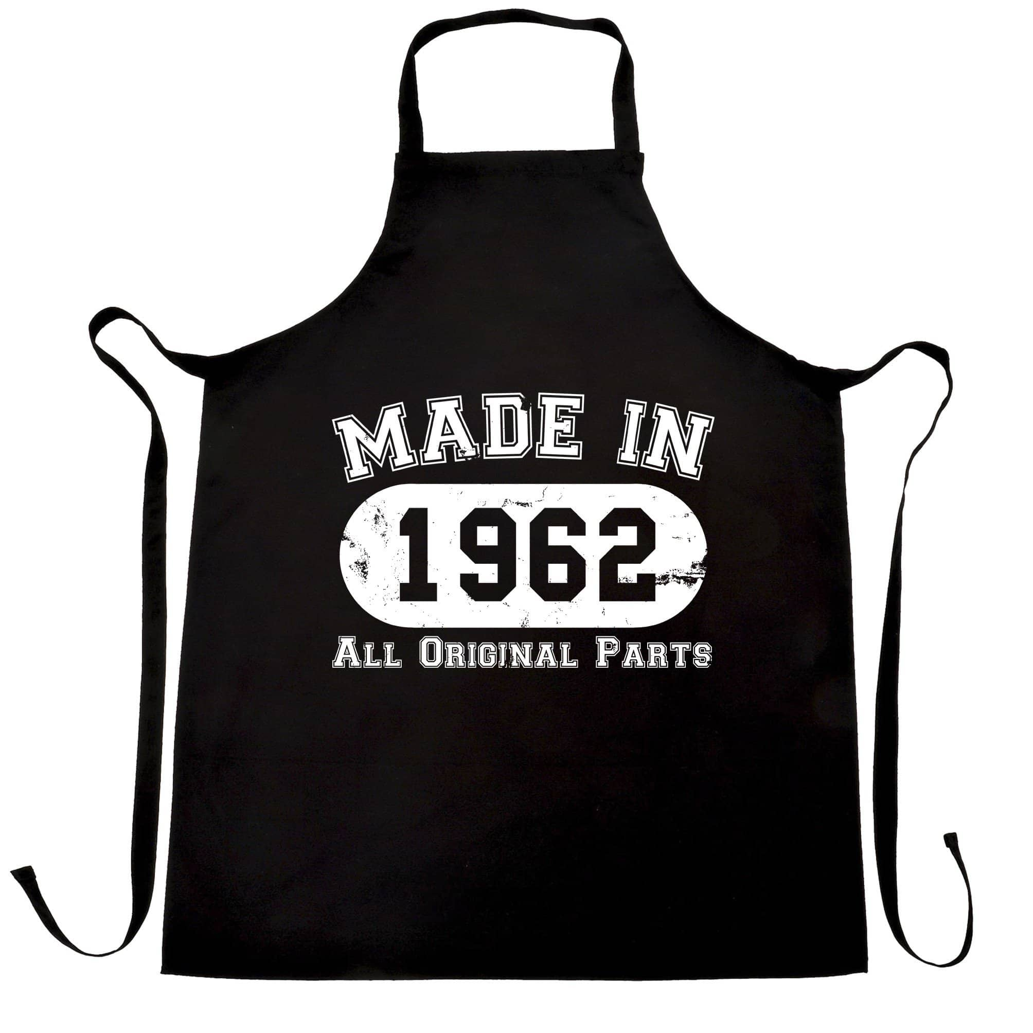 Made in 1962 All Original Parts Apron [Distressed]