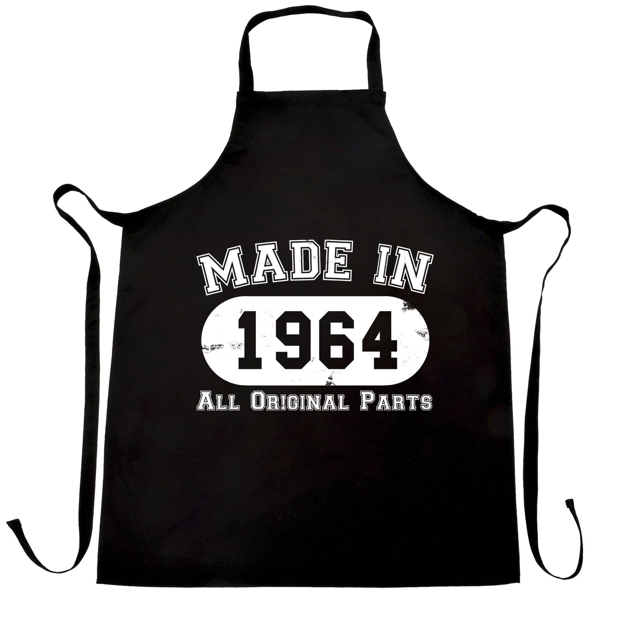 Made in 1964 All Original Parts Apron [Distressed]