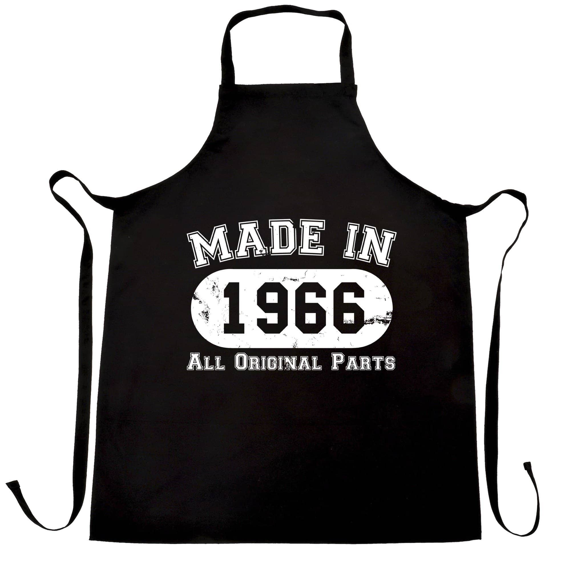 Made in 1966 All Original Parts Apron [Distressed]