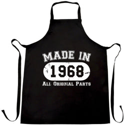 Made in 1968 All Original Parts Apron [Distressed]