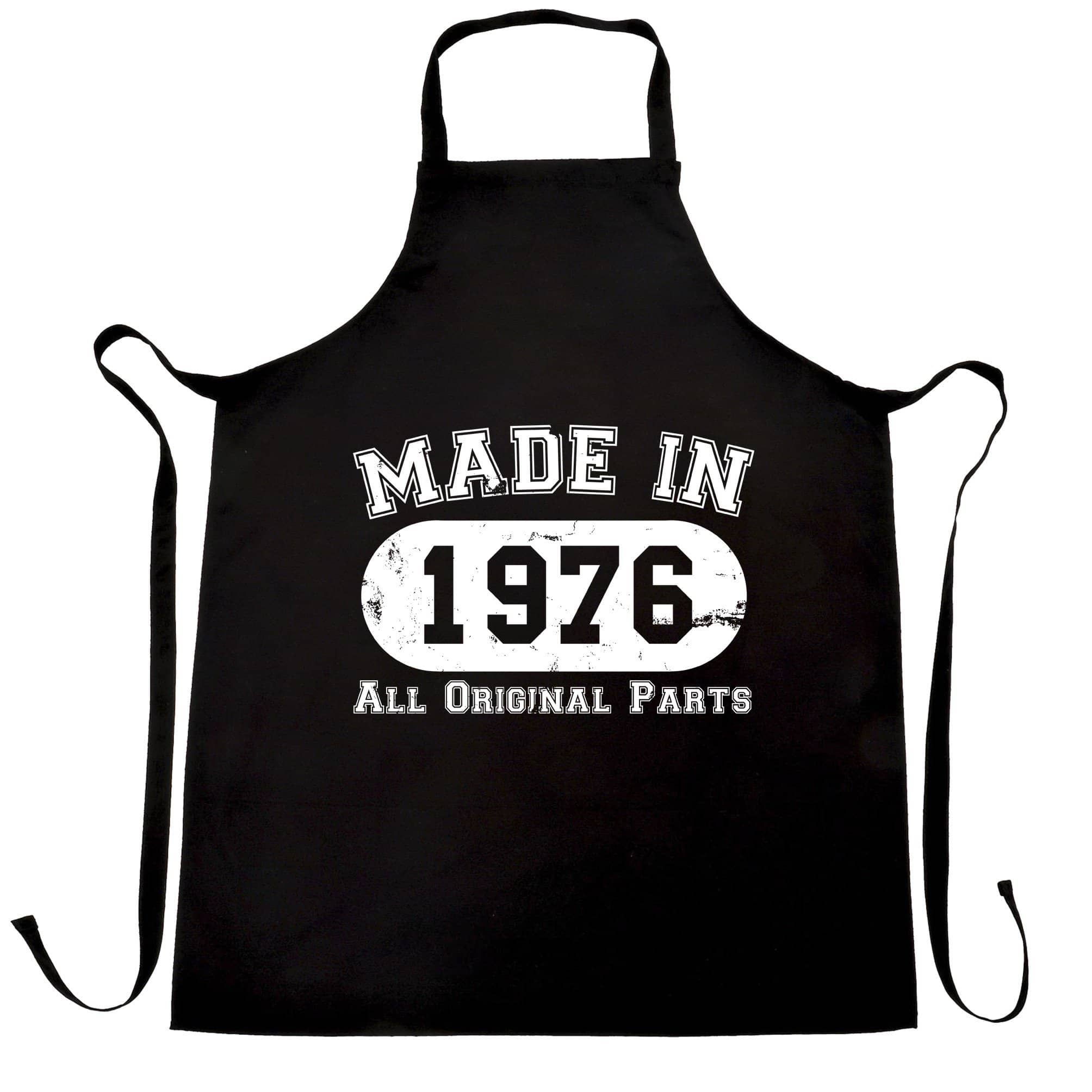 Made in 1976 All Original Parts Apron [Distressed]