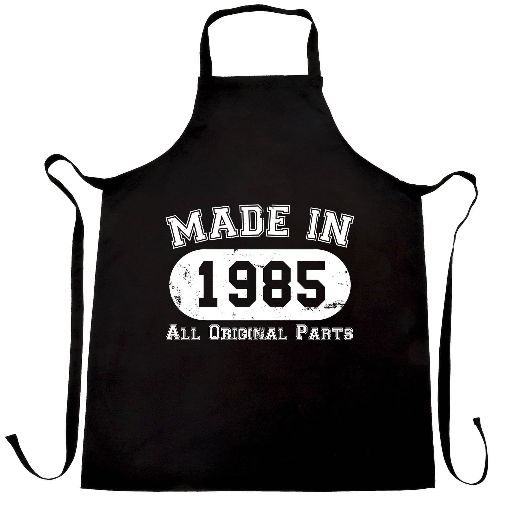 Made in 1985 All Original Parts Apron [Distressed]