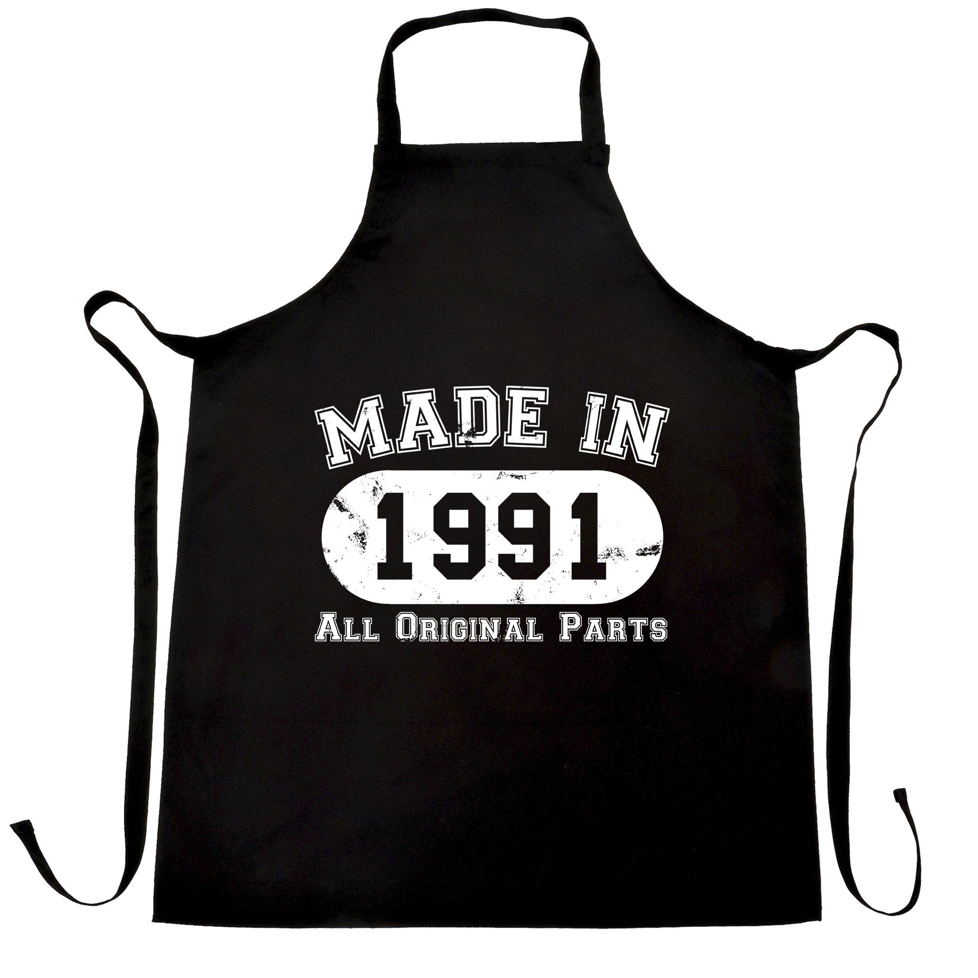 Made in 1991 All Original Parts Apron [Distressed]