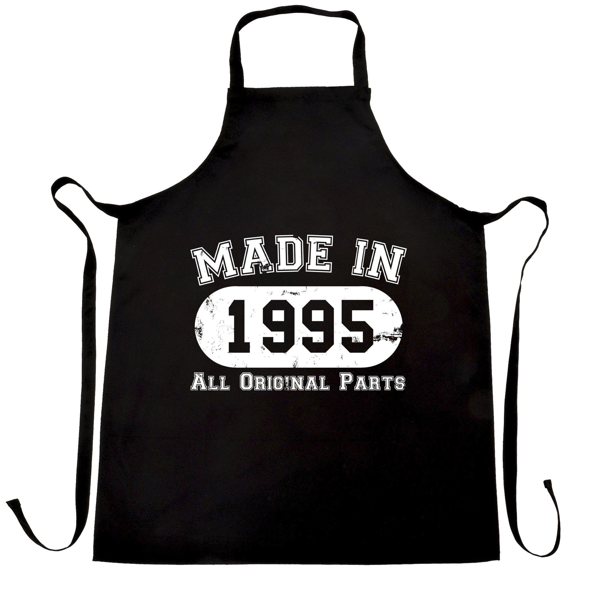 Made in 1995 All Original Parts Apron [Distressed]