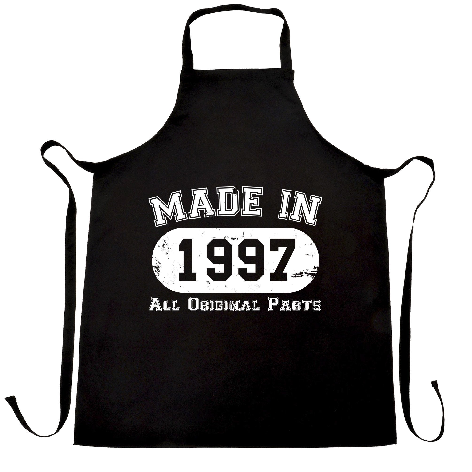 Made in 1997 All Original Parts Apron [Distressed]