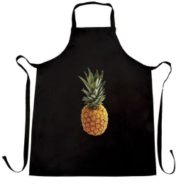 Trendy Summer Chefs Apron Pineapple Fruit Photograph