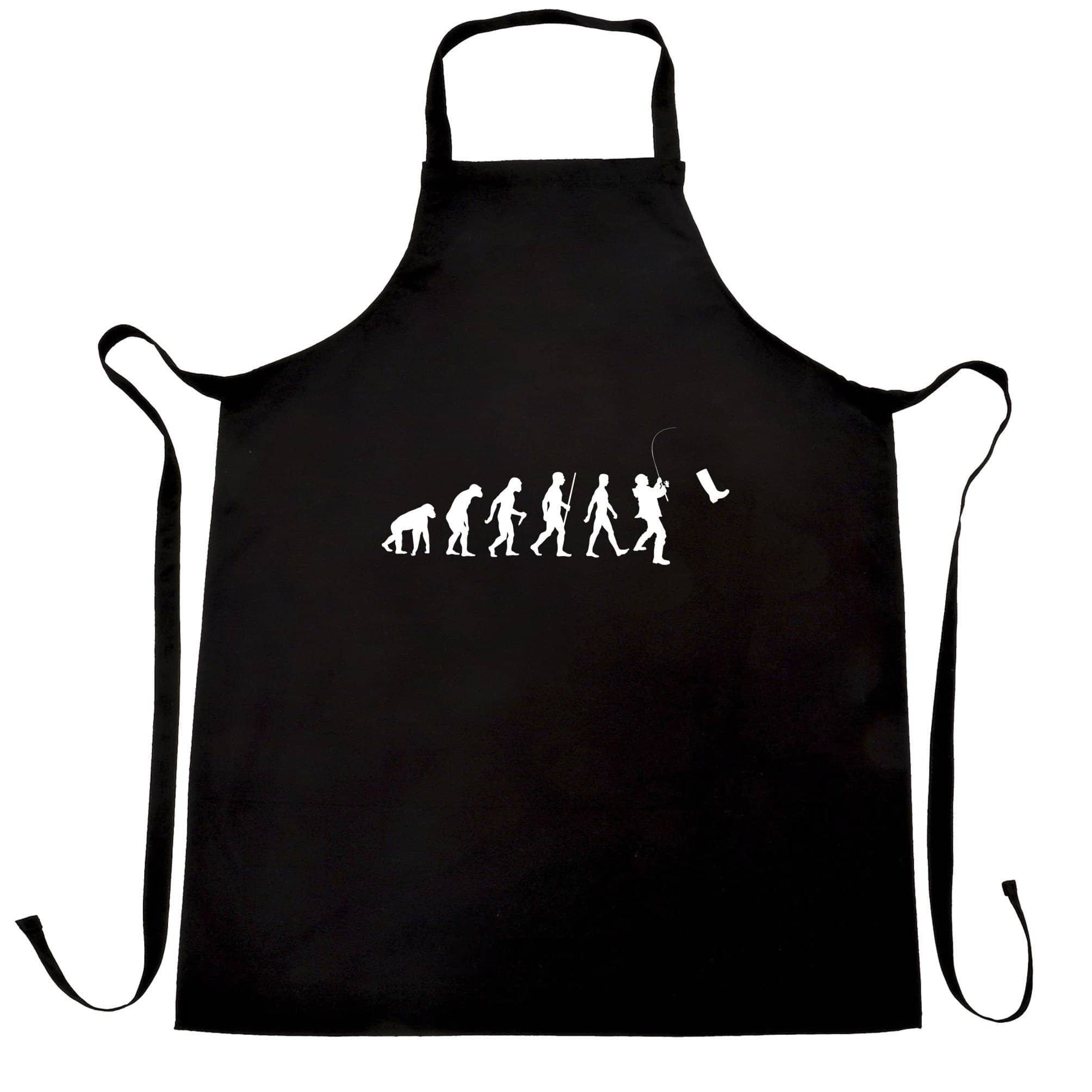 Fisherman Chef's Apron The Evolution Of Fishing Boot