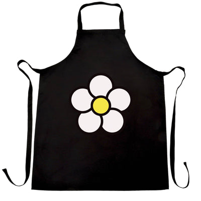 Cute Summer Chefs Apron Floral Single Daisy