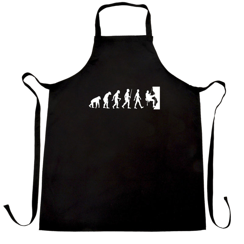 Sports Chefs Apron The Evolution Of Rock Climbing