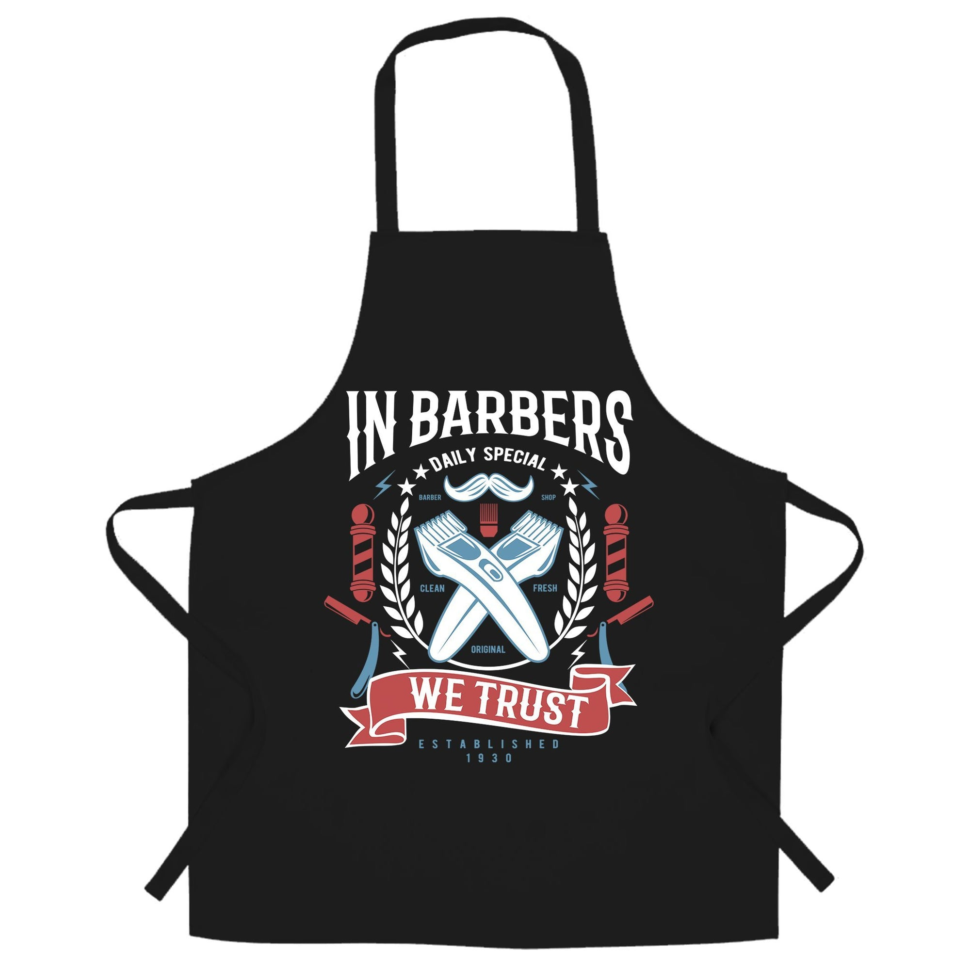 Novelty Chefs Apron Tried to Retire Now I Work for My Wife Black One Size