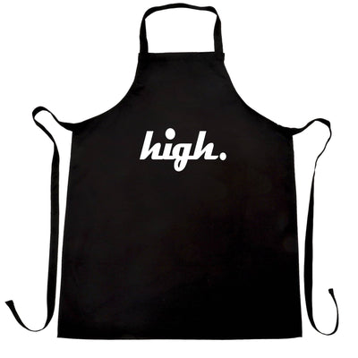 Culture Chef's Apron Just The Word High.
