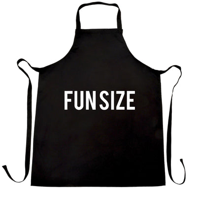 Short Person Chefs Apron Fun Size Novelty Slogan