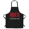 Pro Gaming Chef's Apron Apex Predator Slogan