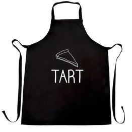 Chef's Cooking Chefs Apron Hand Drawn Tart Logo