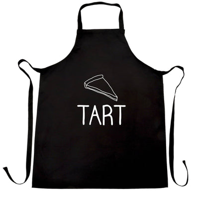 Chef's Cooking Chef's Apron Hand Drawn Tart Logo