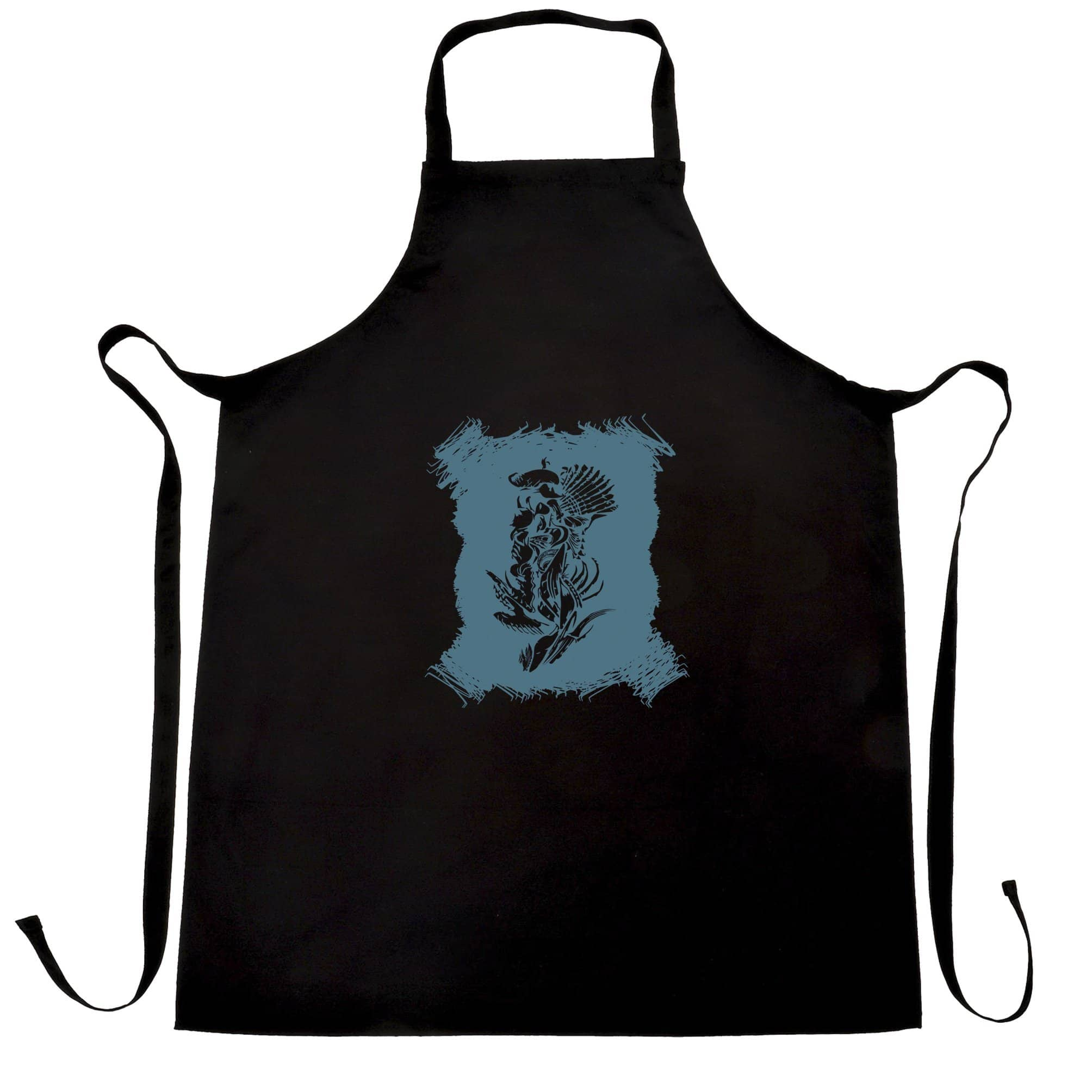 Abstract Tribal Art Chef's Apron Native American Indian