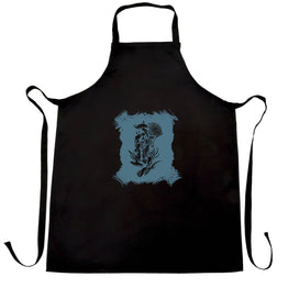 Abstract Tribal Art Chefs Apron Native American Indian