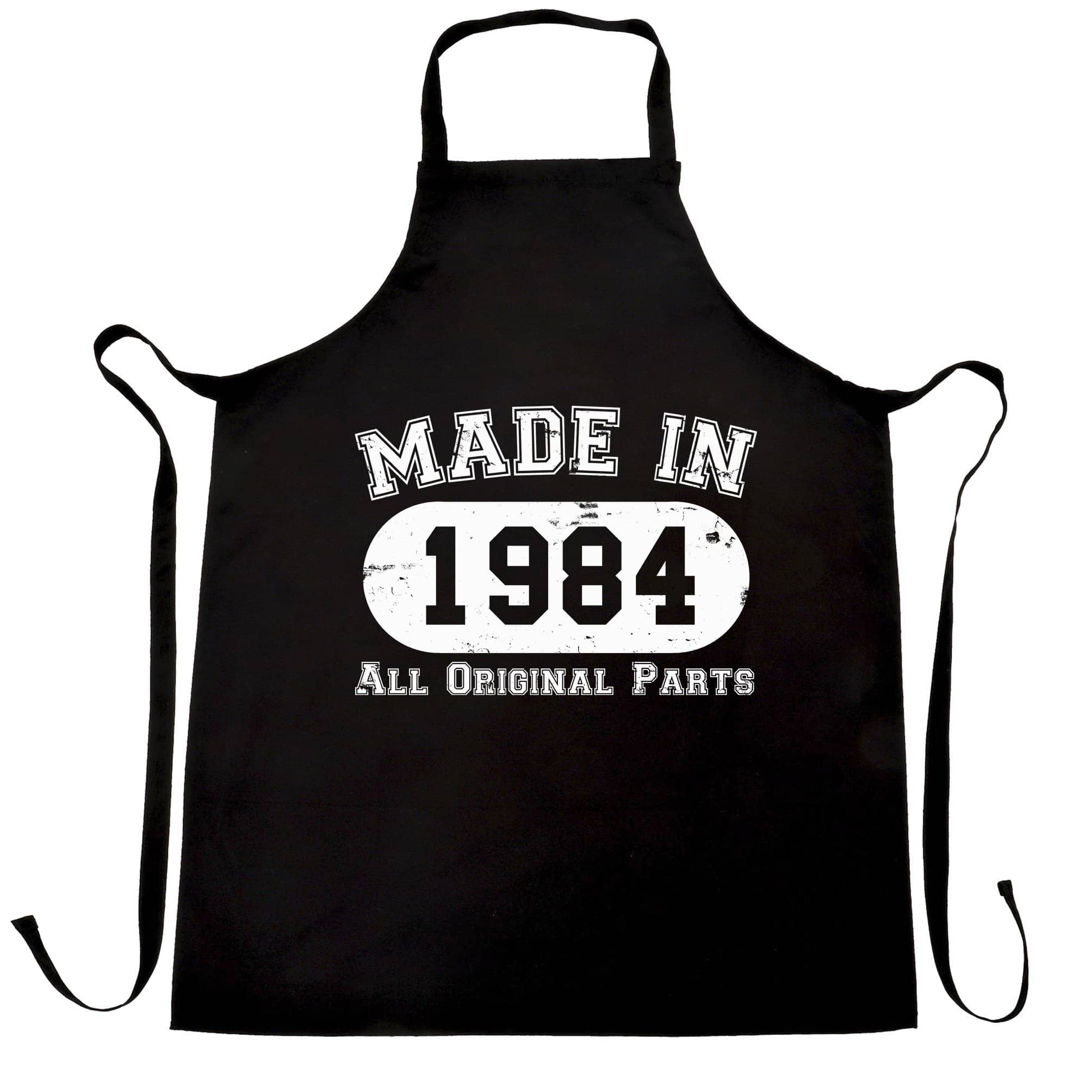 Made in 1984 All Original Parts Apron [Distressed]