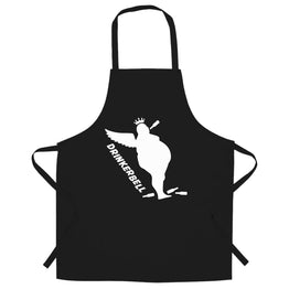 Novelty Pub Chefs Apron Drinkerbell Fairy