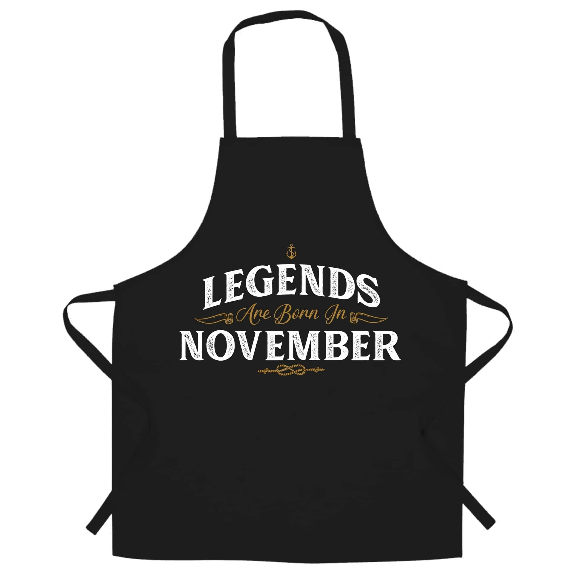 Birthday Chefs Apron Legends Are Born In November