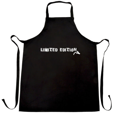 Novelty Slogan Chef's Apron I Am Limited Edition Arrow