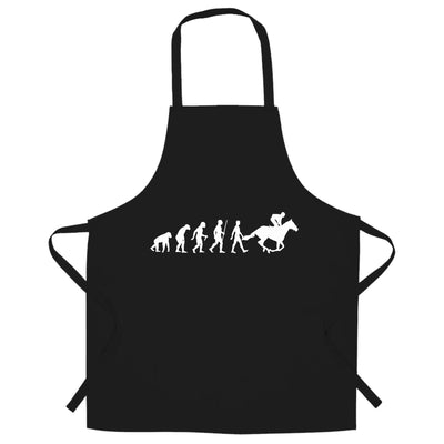 Sport Chef's Apron Evolution Of Horse Riding Equestrian