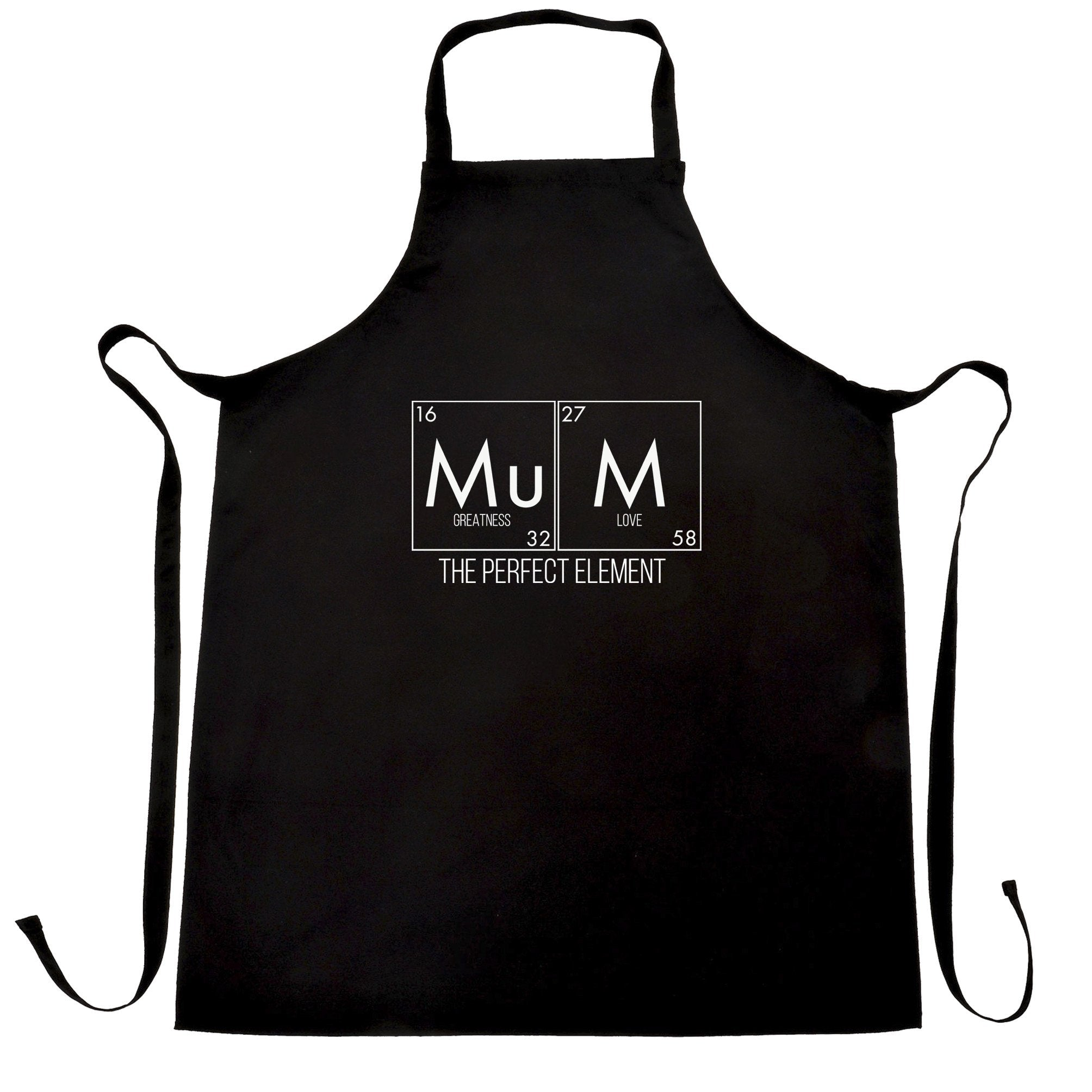 Mother's Day Chef's Apron Mum, The Greatest Element