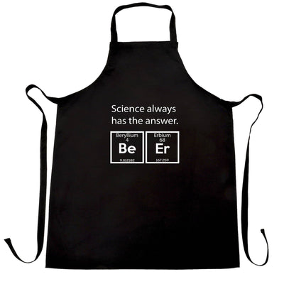 Drinking Chef's Apron Science Has The Answer Beer