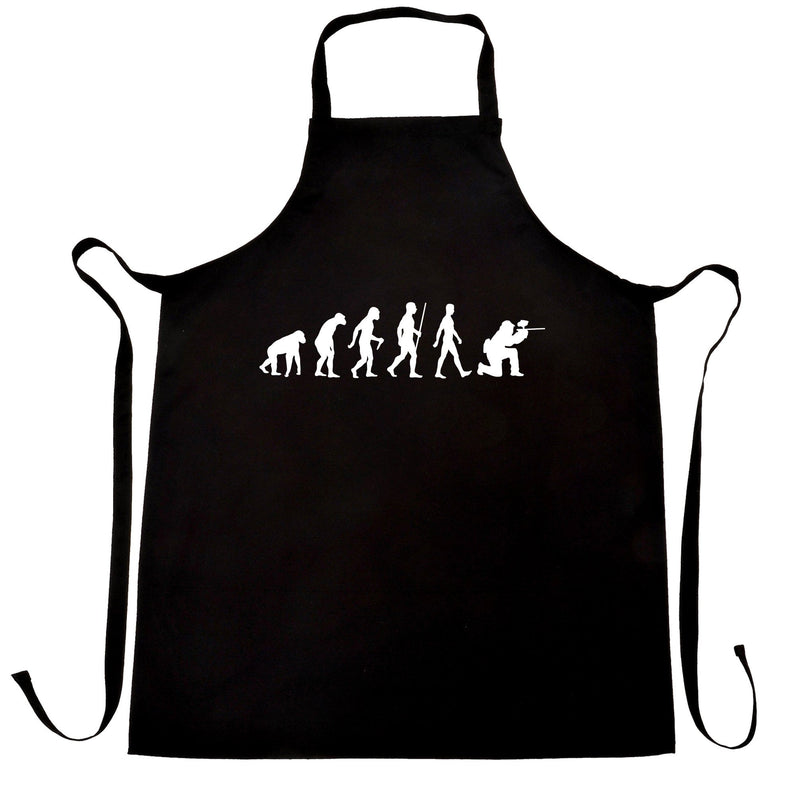 Sports Chefs Apron The Evolution Of A Paintballer
