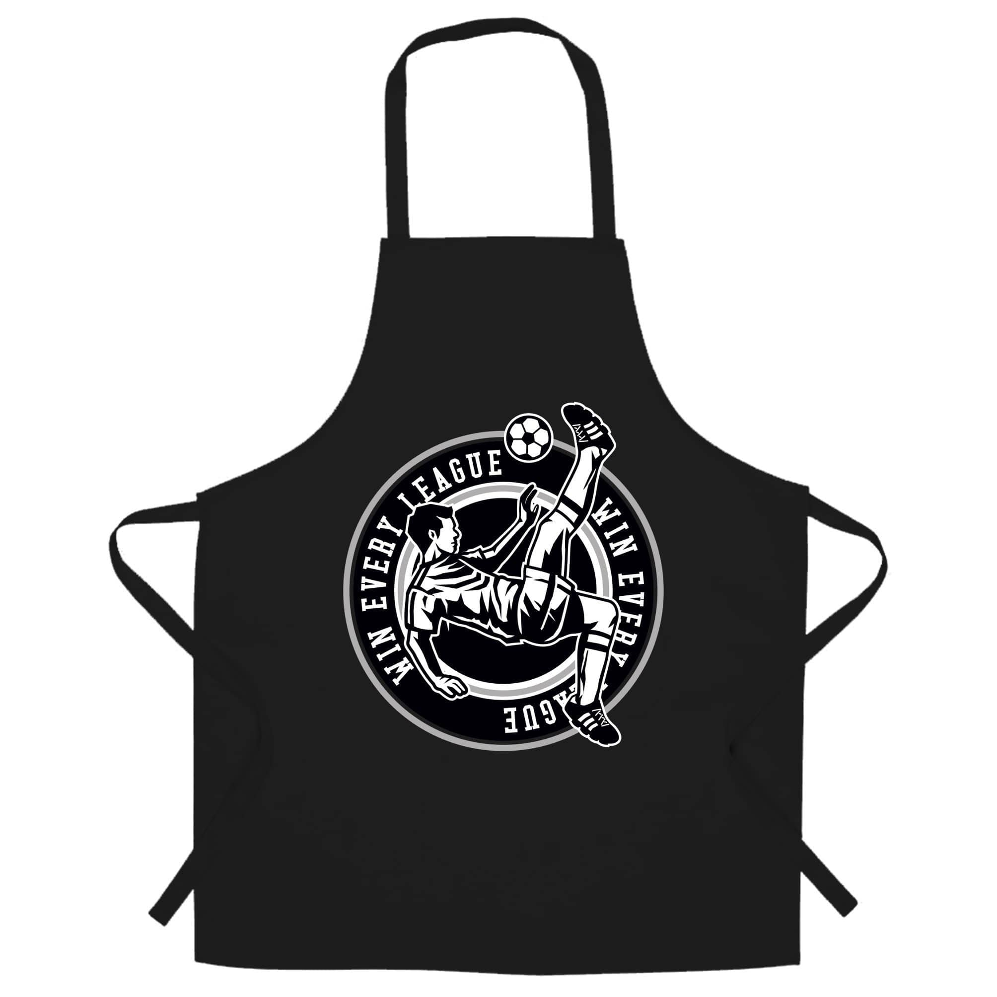 Football Chef's Apron Win The League Motivation