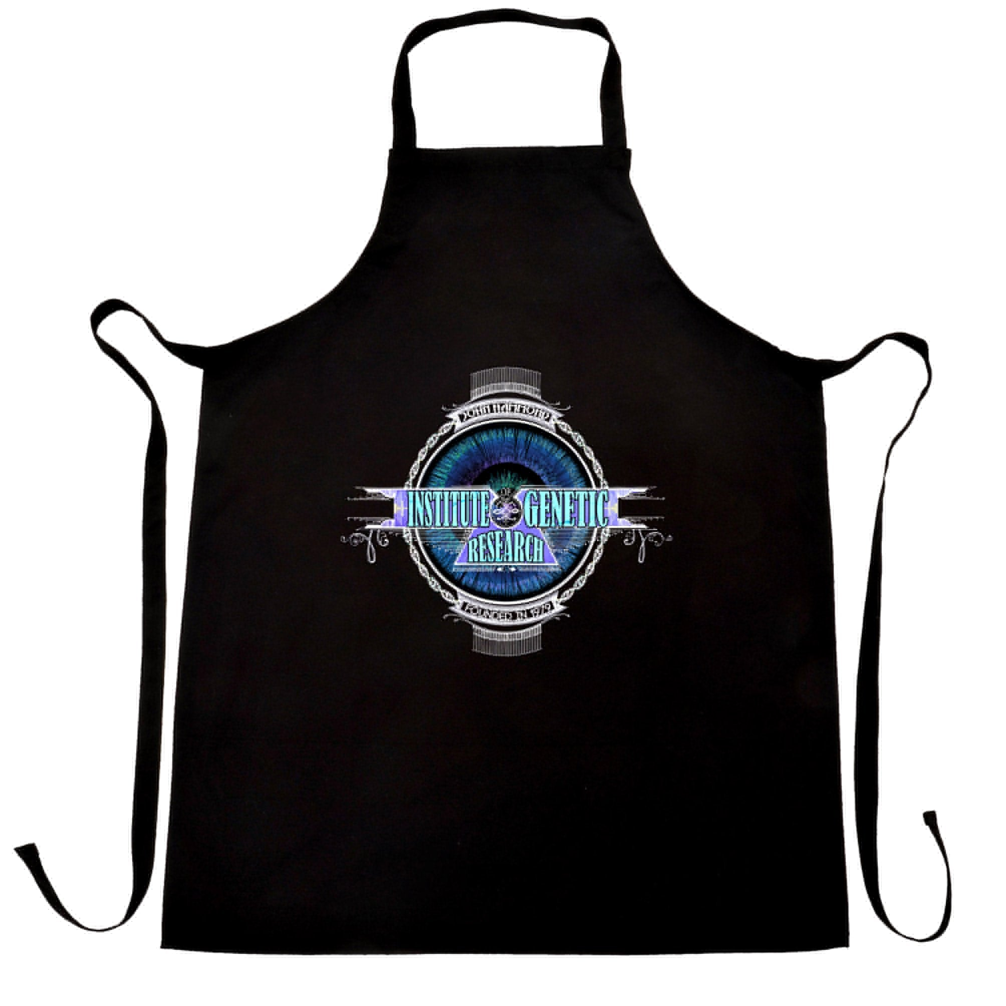 Movie Parody Chef's Apron Institute Of Genetic Research