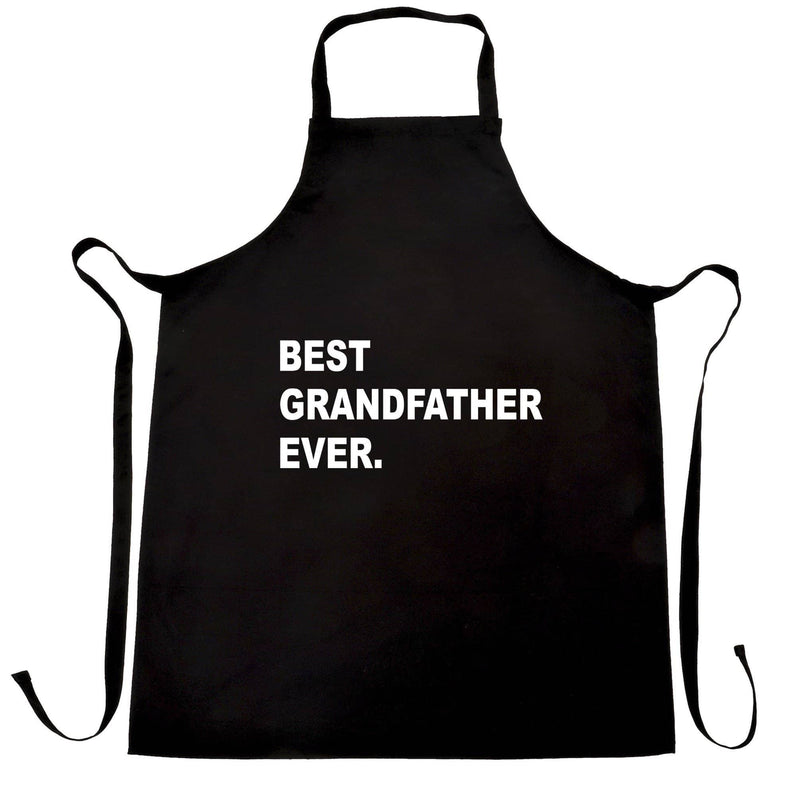 Best Grandfather Ever Grandad Grampa Birthday Christmas Present Gift Apron