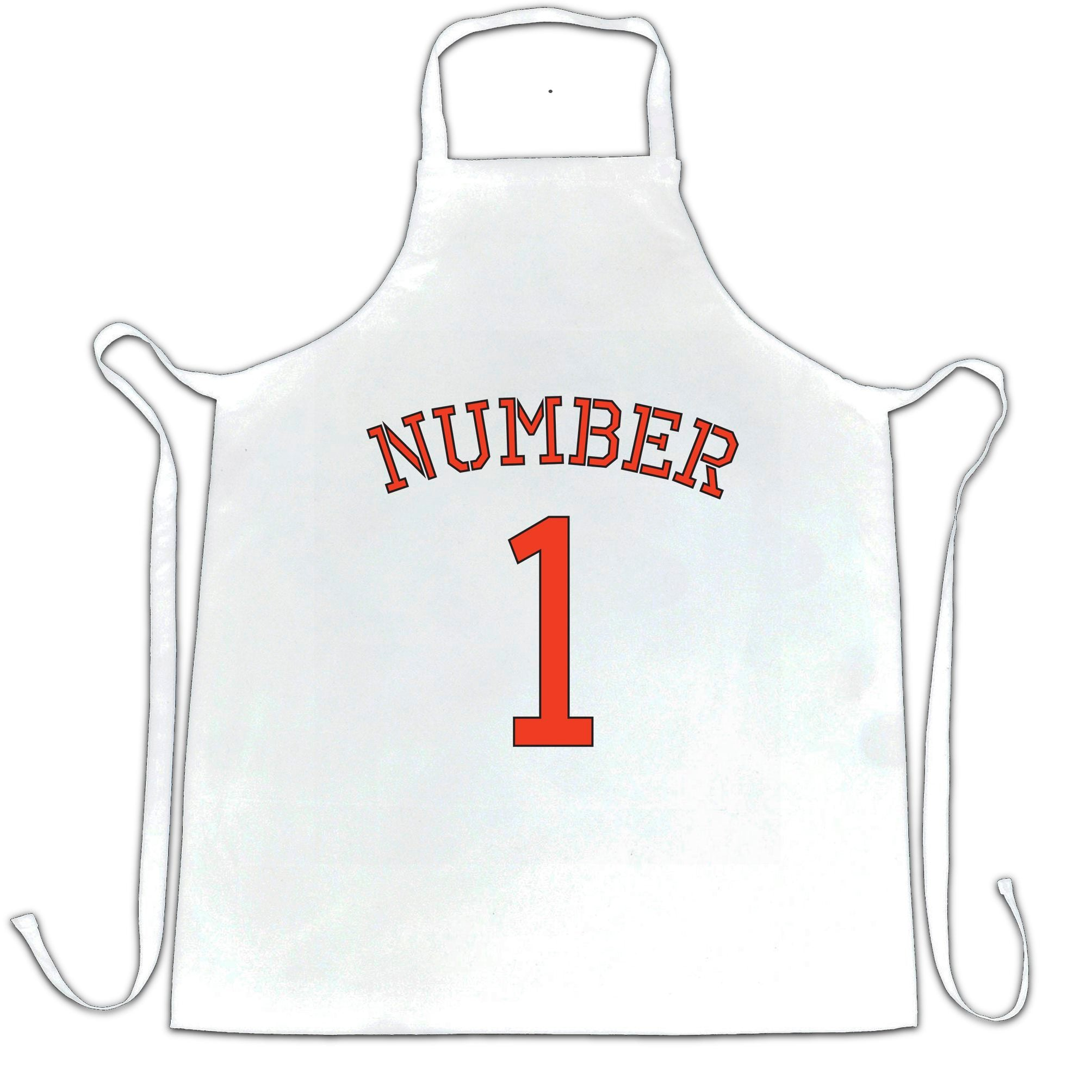 The Best Number One Champion Winner Chef's Apron