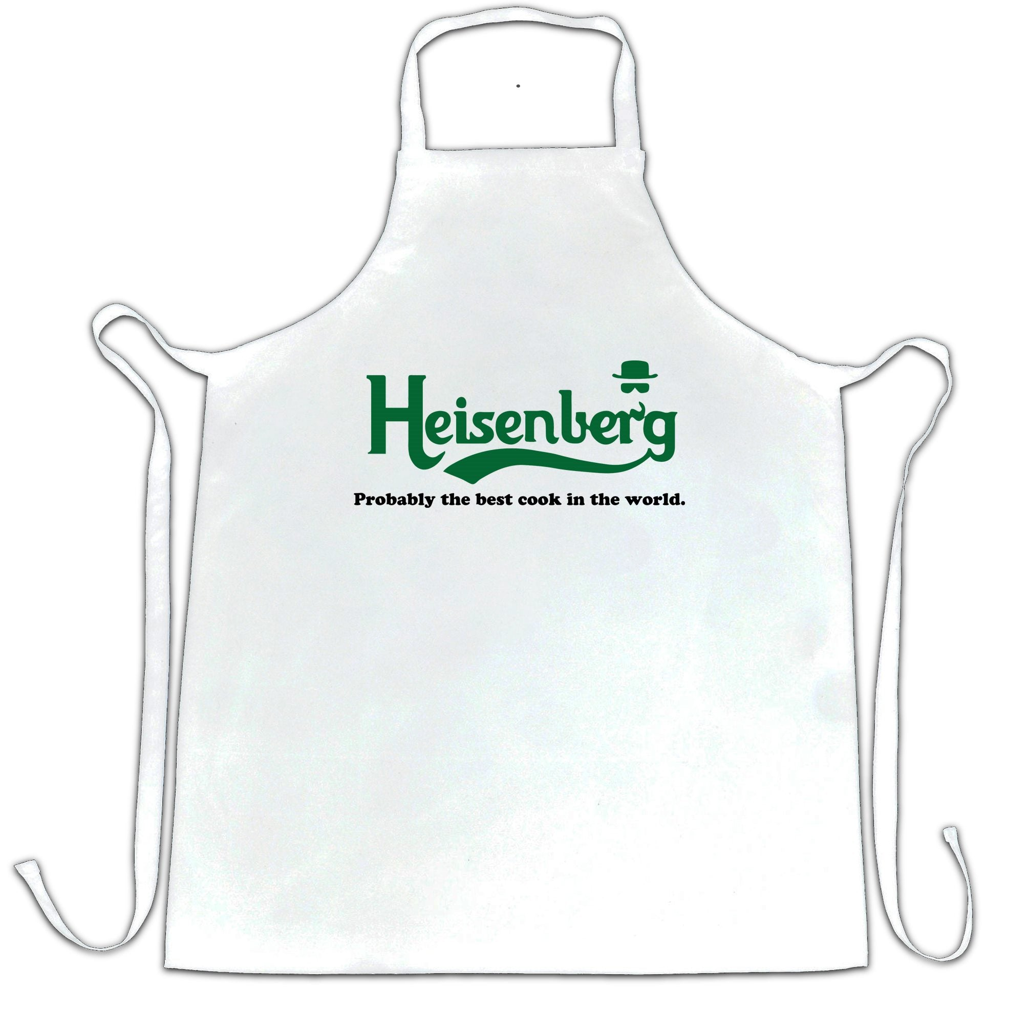 Heisenberg Chef's Apron Probably The Best Cook In The World