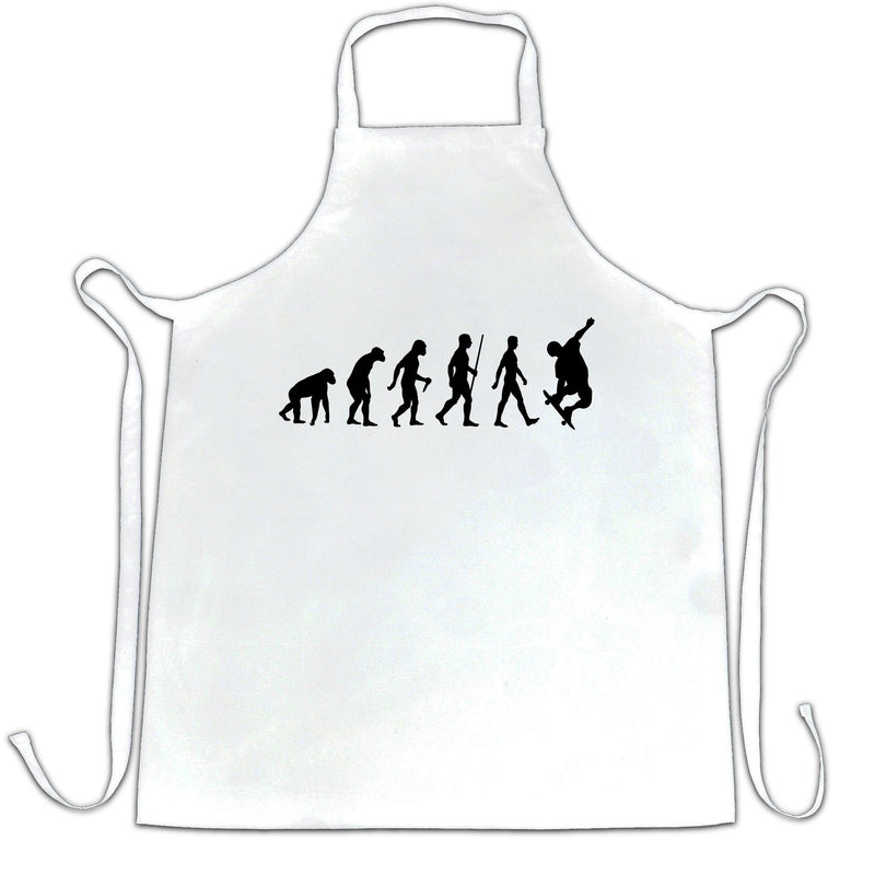 Sports Chefs Apron The Evolution Of A Skateboarder