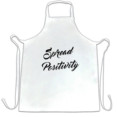 Summer Festival Chef's Apron Spread Positivity Slogan