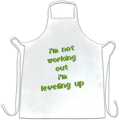 Joke Gaming Chef's Apron Not Working Out, I'm Levelling Up