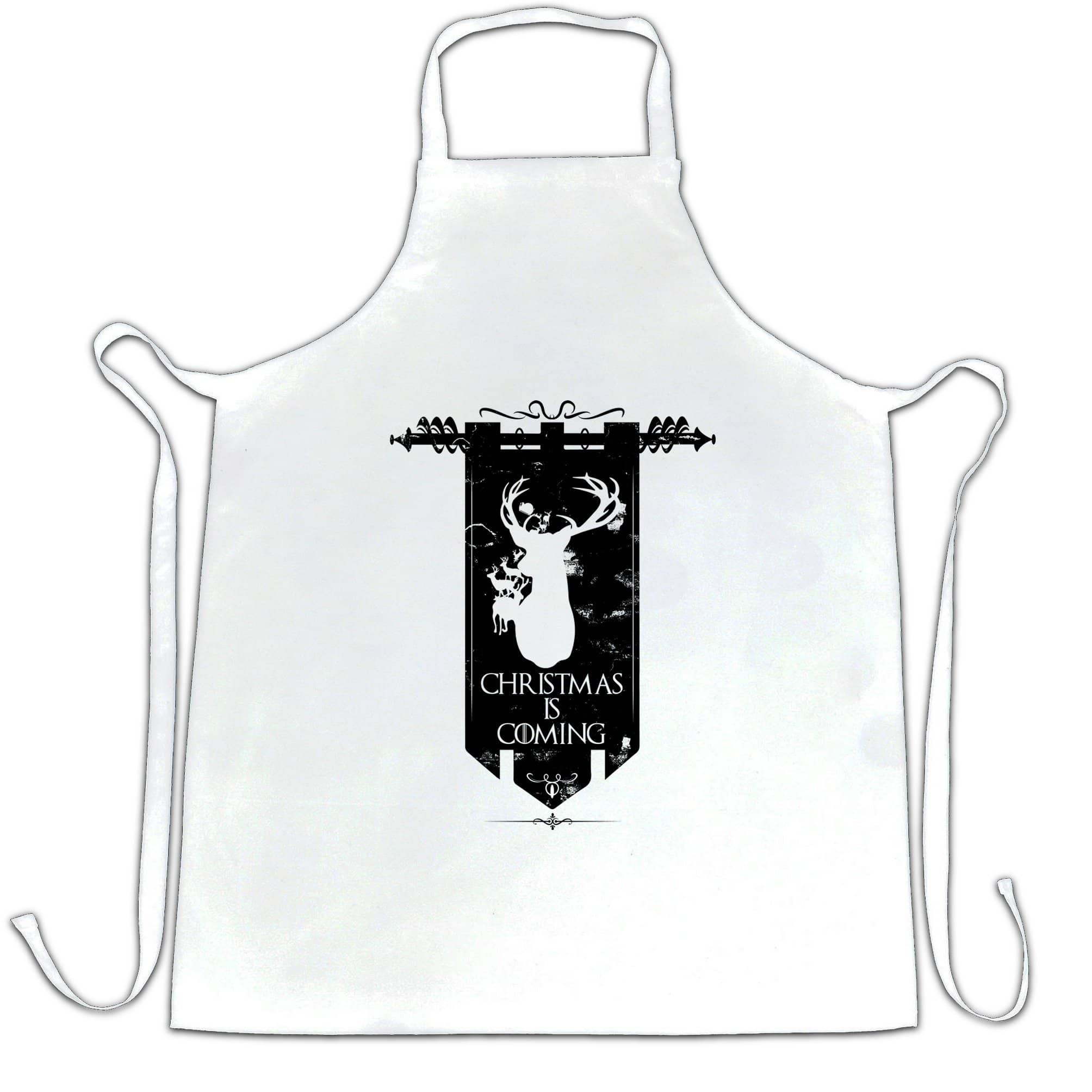 TV Parody Chef's Apron Winter Christmas Is Coming