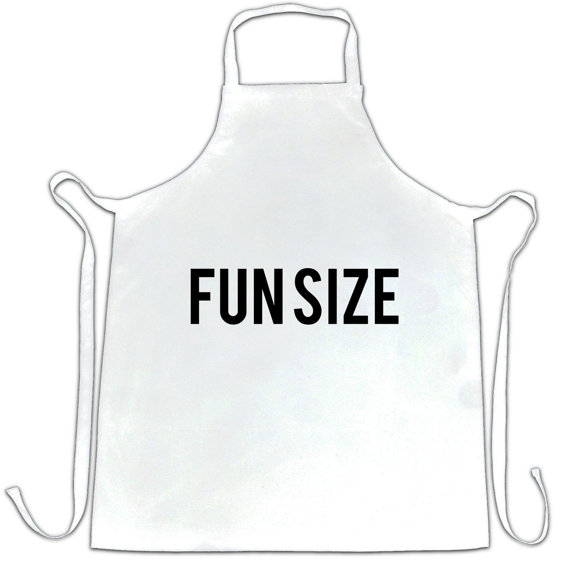 Short Person Chef's Apron Fun Size Novelty Slogan
