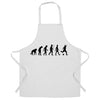 Football Fan Chef's Apron The Evolution Of A Footballer
