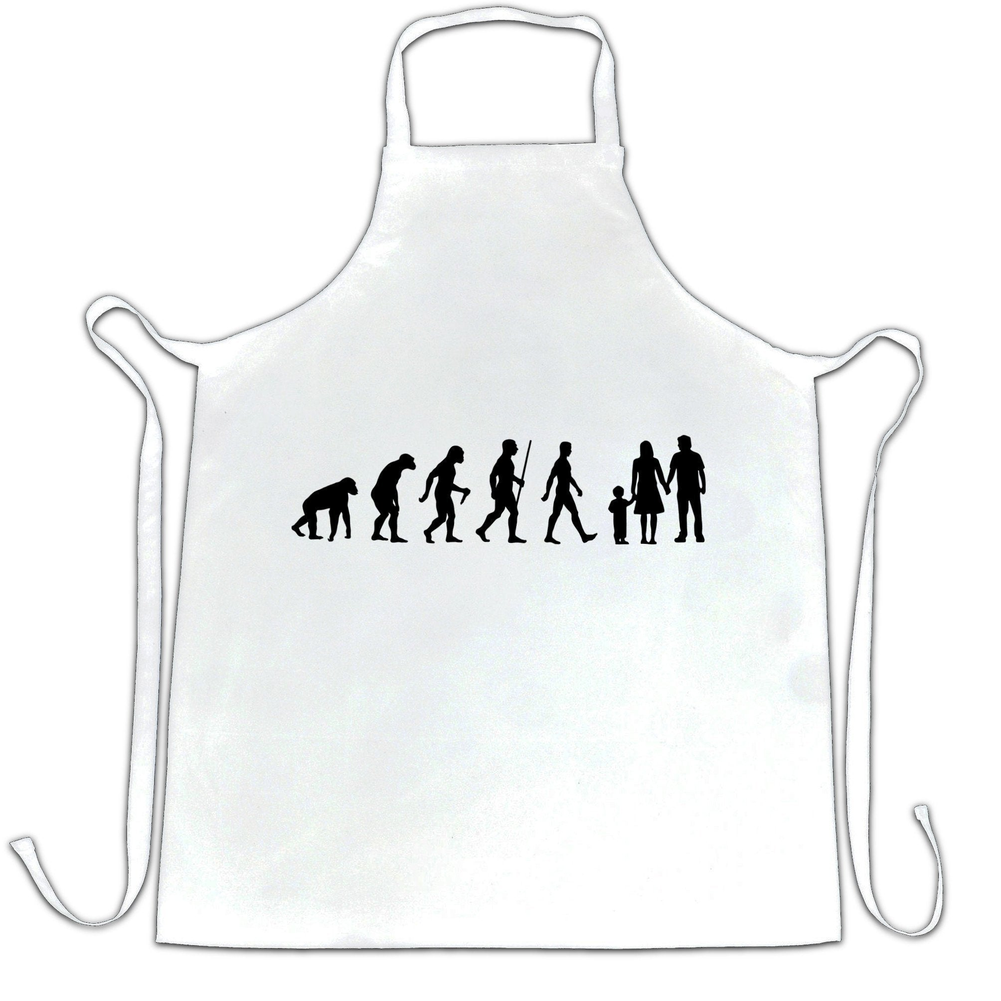 Parenthood Chef's Apron Evolution Of A Family Two Boys