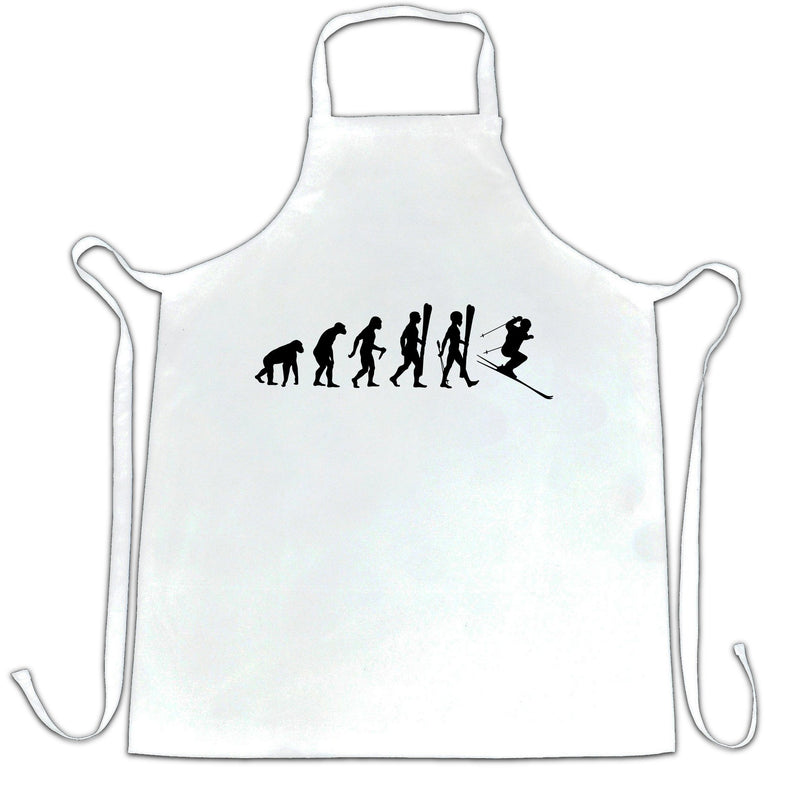 Sports Chefs Apron The Evolution Of A Ski Jumper