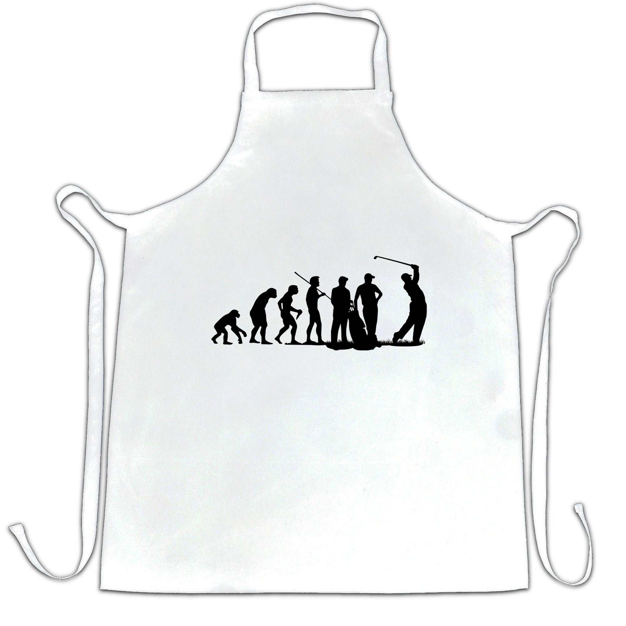 Sports Chef's Apron The Evolution Of A Golfer