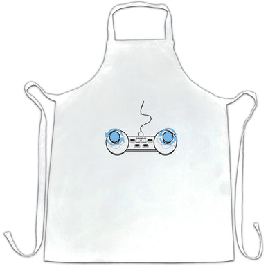 Video Game Chefs Apron Gaming Is Awesome Controller