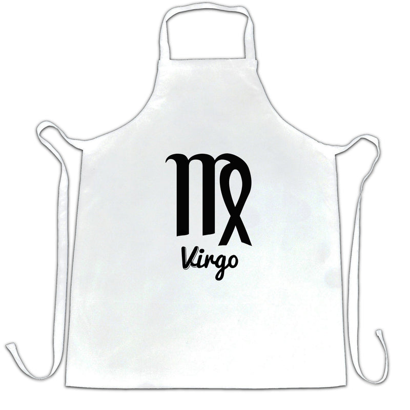 Horoscope Chefs Apron Virgo Zodiac Star Sign Birthday