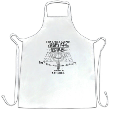 Physics Chef's Apron Quantum Observer All Possible States