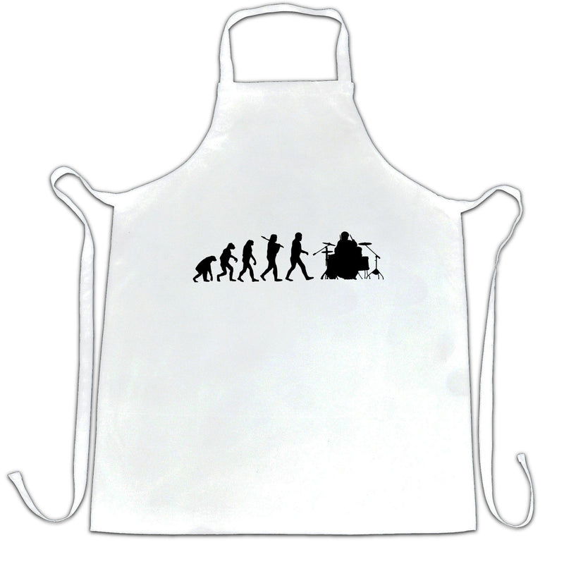 Evolution of a Drummer Apron