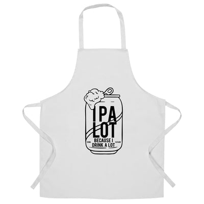 IPA Lot Beer Chef's Apron
