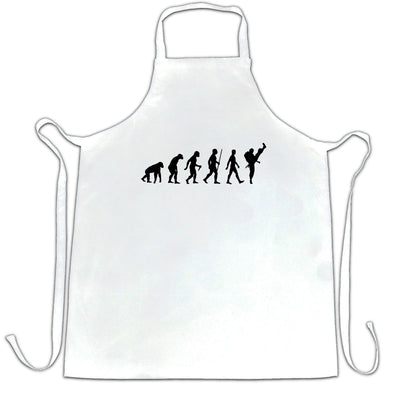 Martial Arts Chef's Apron The Evolution Of Karate